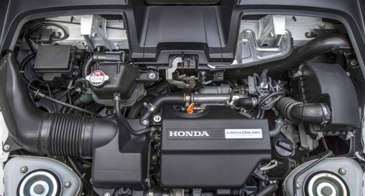 2020 Honda S660 engine