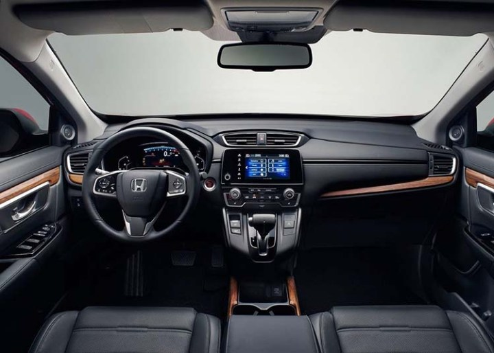 2020 Honda HR‑V interior