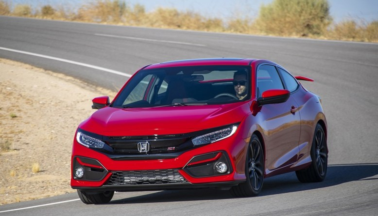 2020 Honda Civic Si Main
