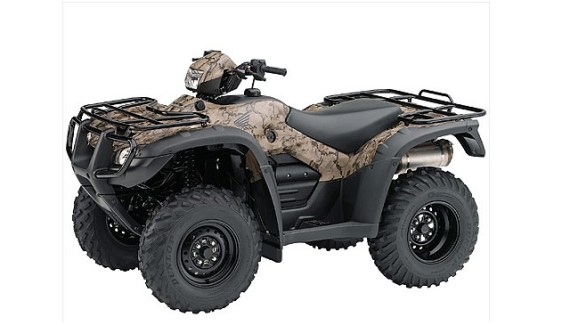2020 Honda FourTrax Rincon Phantom Camo