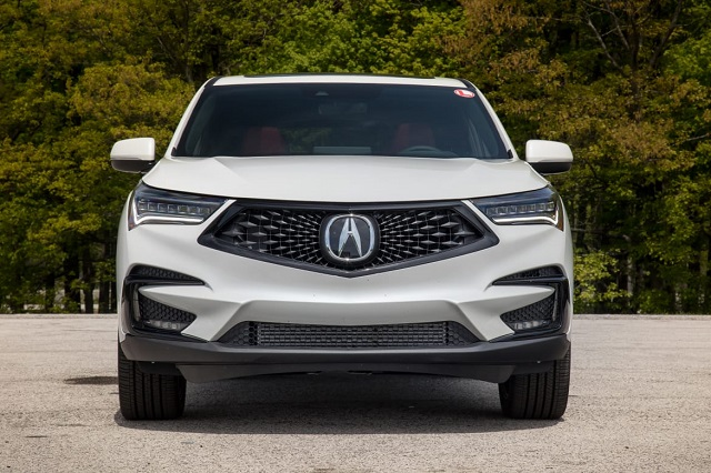 Acura Pickup Truck Concept Front