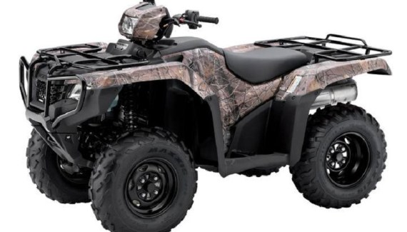 2020 Honda FourTrax Foreman 4x4 main