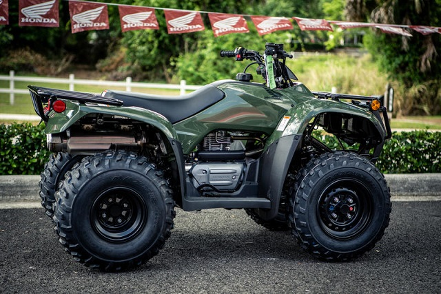 2020 Honda FourTrax Recon Olive
