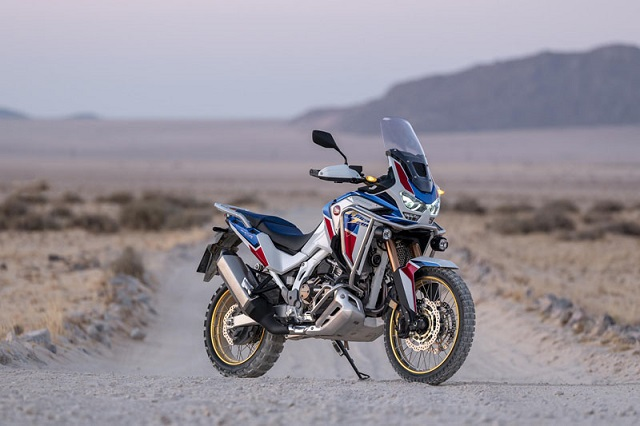 2020 Honda Africa Twin front