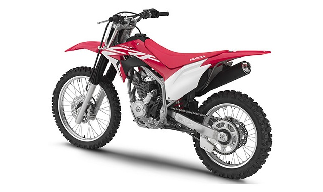 2020 Honda CRF250F Big Wheel Rear