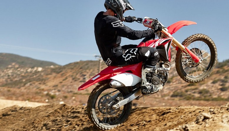 2020 Honda CRF250R featured
