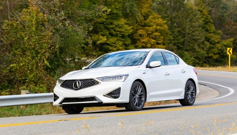 2021 Acura ILX featured