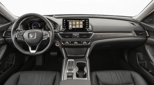 2021 Honda CR-V Interior