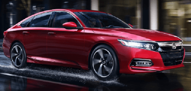 2021 Honda Accord Coupe render