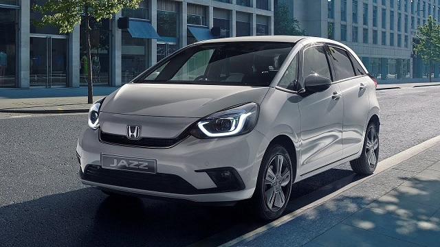 2021 Honda Jazz Redesign