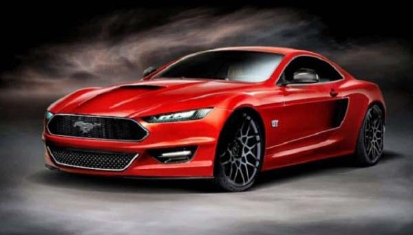 2017 Ford Mustang Mach 1 Engine Performance Price Interior