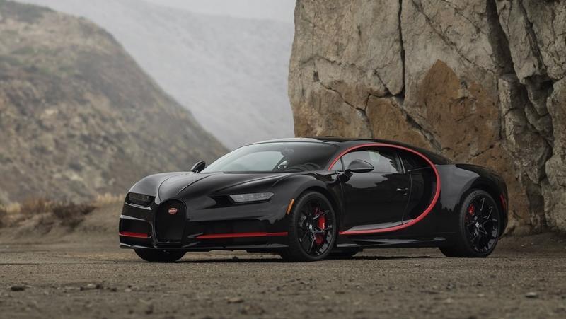 2018 Bugatti Chiron Number One Price Specs Interior