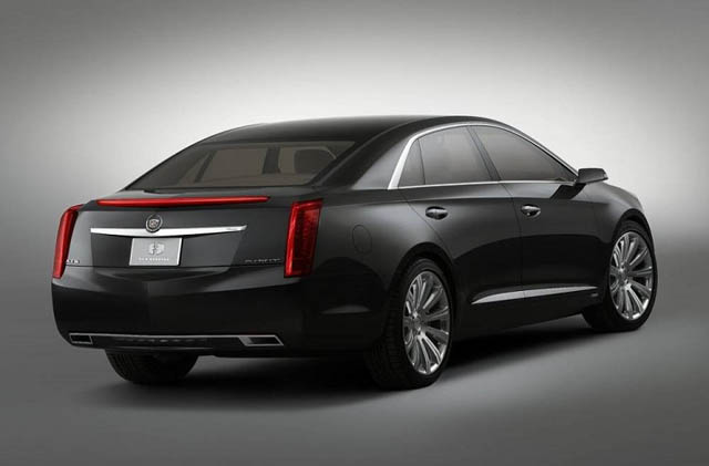 2018 Cadillac Xts Design, Price, Release Date, Specs