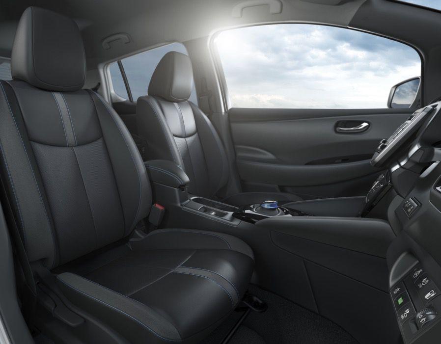 2019 Nissan Leaf  Release date  Price  Specs  Design  Interior  Exterior