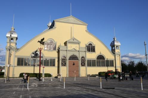 Le Pavillon Aberdeen, le lieu de FWD50