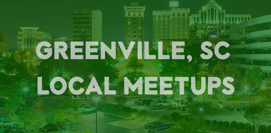 Meetup com greenville sc