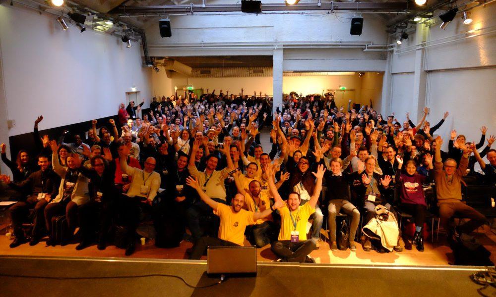 Photo de clôture du WordCamp Paris édition 2018
