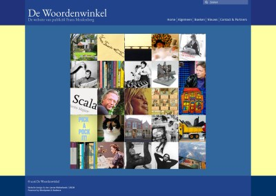 De Woordenwinkel, website