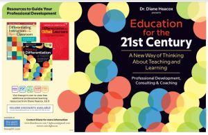Diane Heacox Author Brochure