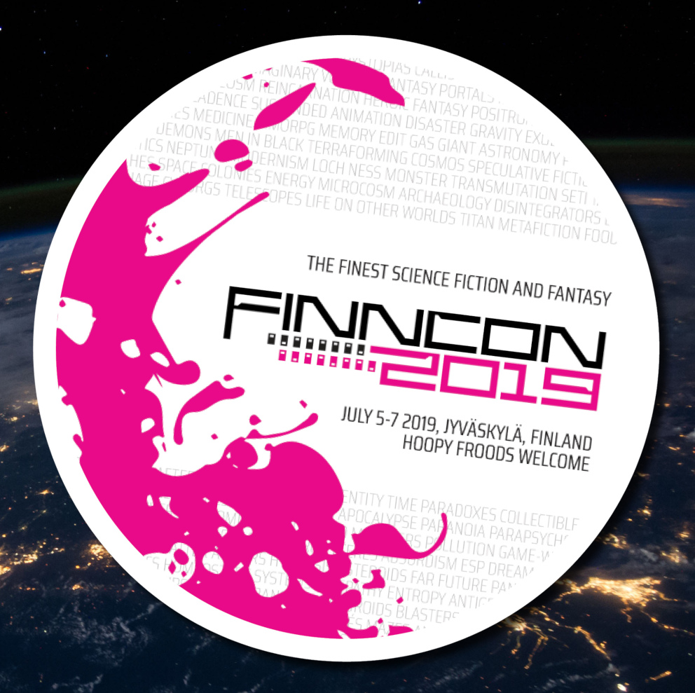 Welcome – Finncon 2019