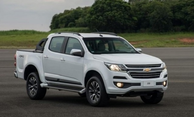 ​​2018 Chevrolet S10 front