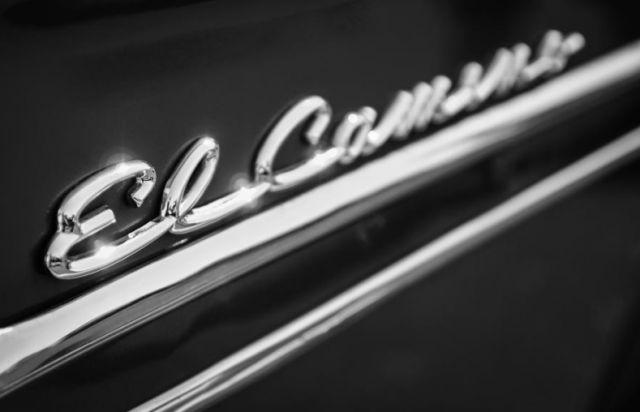 2018 Chevy El Camino logo