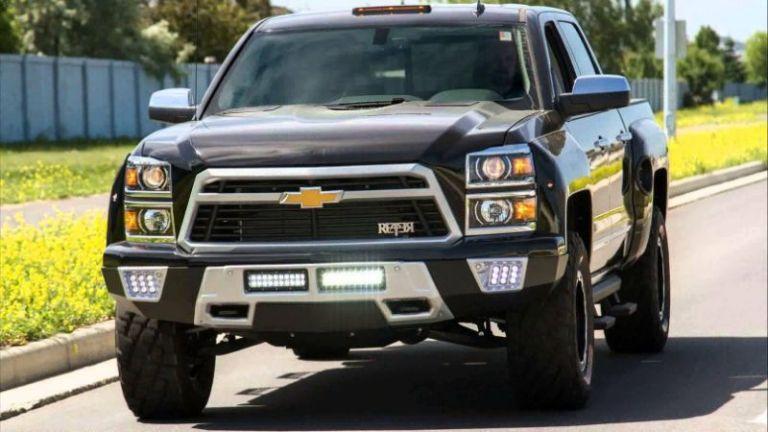 Chevy Reaper Price >> 2018 Chevy Reaper Redesign Price 2019 2020 Best Trucks