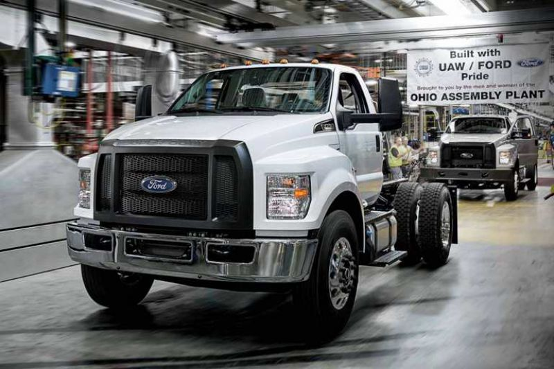 2018 Ford F-650