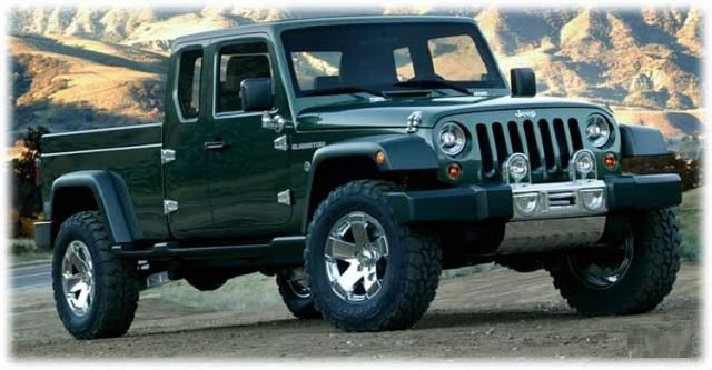 2018 Jeep Wrangler Pickup Truck Hybrid review