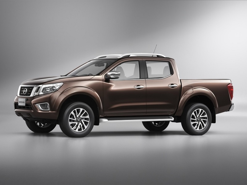 2018 Nissan Navara review