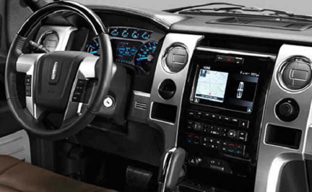 2018 lincoln mark lt interior