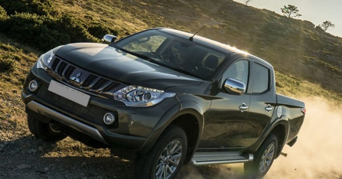 2018 Mitsubishi L200 (Triton) Review