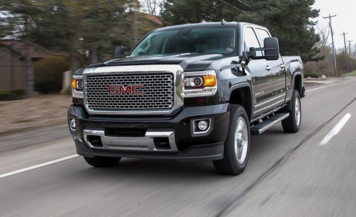2019 GMC Canyon Redesign, Changes
