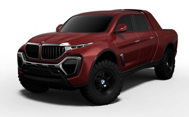 Bmw Pick Up Truck >> Bmw Pickup Truck Concept 2019 2020 Best Trucks