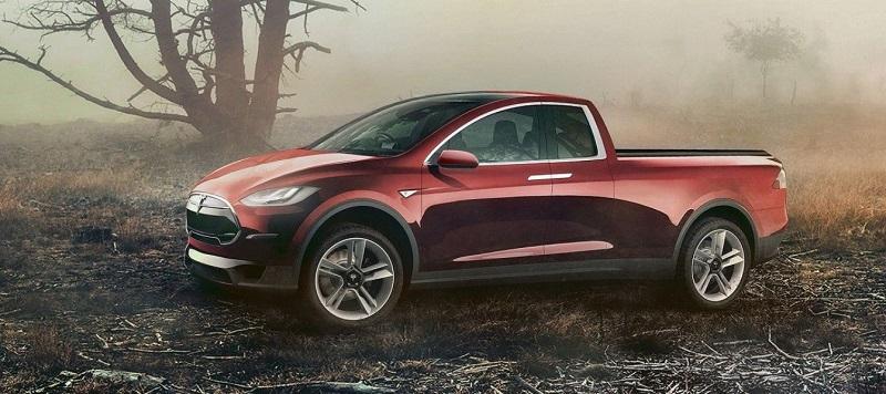 Tesla Pickup Truck Concept Version Could Come Pretty Soon 2019