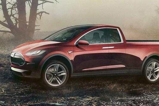 Tesla Pickup Truck Concept
