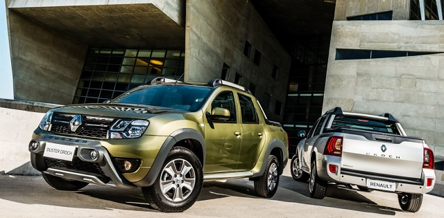 2018 Renault Duster Oroch review