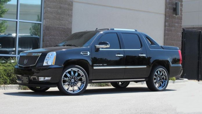 2019 Cadillac Escalade EXT Changes, Rumors