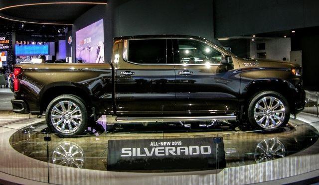 2019 Chevrolet Silverado 1500 Diesel Review, Specs - 2019 ...
