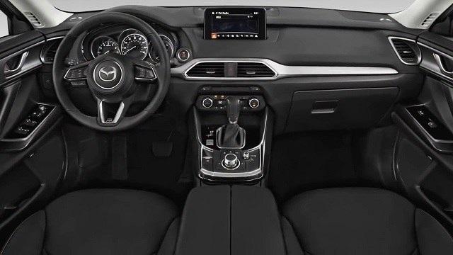 2019 mazda bt-50 interior