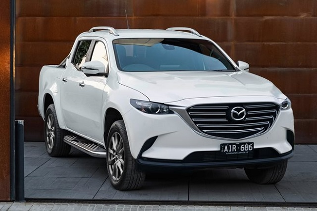 2019 mazda bt-50 review