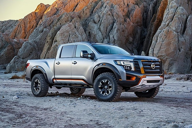 2019 Nissan Titan Warrior, XD, Diesel - 2019 - 2020 Best ...