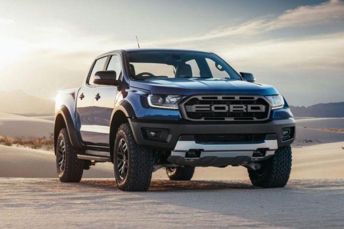 2019 Ford Raptor Off-Road Trucks (F-150 and Ranger)