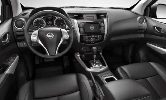2019 Nissan Frontier Release date and Interior - 2019 ...