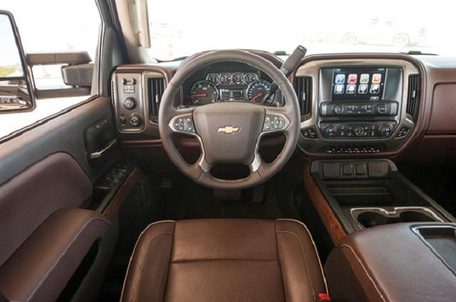 2019 Chevrolet Silverado 3500HD Crew Cab - 2019 - 2020 ...