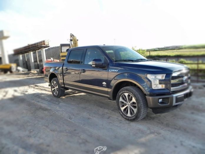 2019 Ford F-150 King Ranch Review, Towing Capacity
