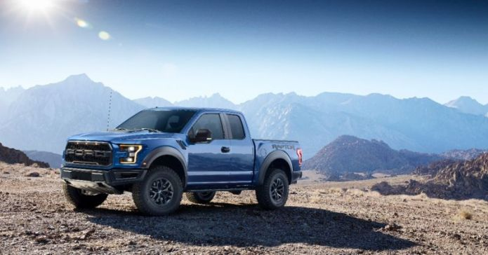 2019 Ford F-150 Raptor has been gained five stars by (NHTSA)