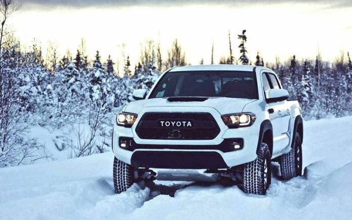 2019 Toyota Tacoma Hybrid Interior, Price