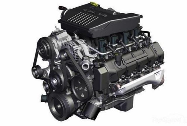 2019 dodge dakota engine