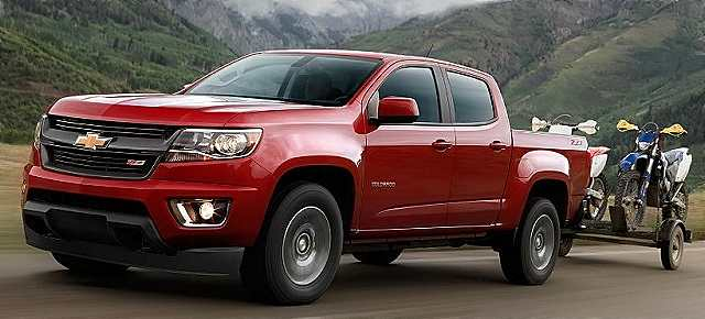 2019 Chevy Colorado Diesel Review Towing Mpg And Release Date
